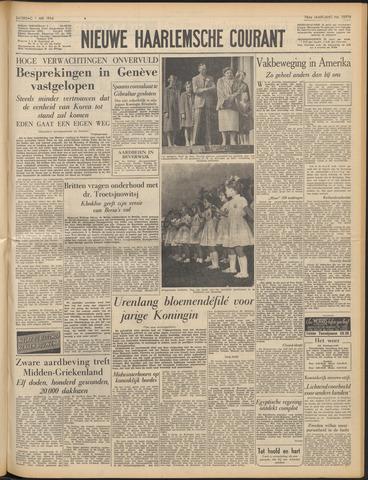 Nieuwe Haarlemsche Courant 1954-05-01