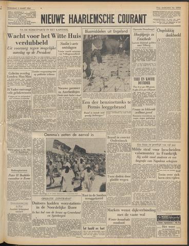 Nieuwe Haarlemsche Courant 1954-03-03