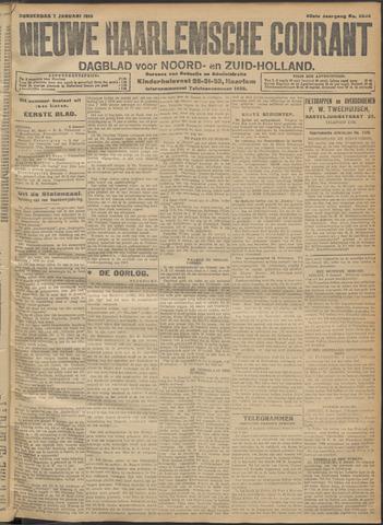 Nieuwe Haarlemsche Courant 1915-01-07
