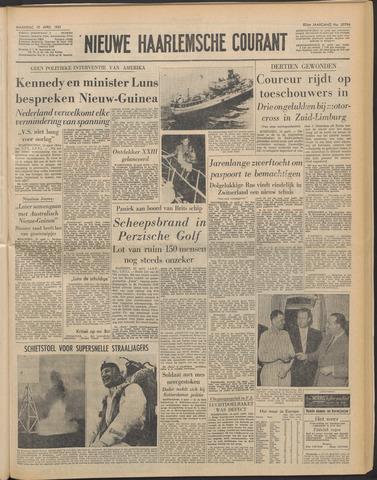 Nieuwe Haarlemsche Courant 1961-04-10