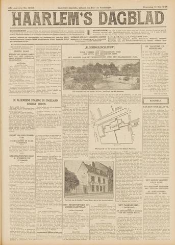 Haarlem's Dagblad 1926-05-12