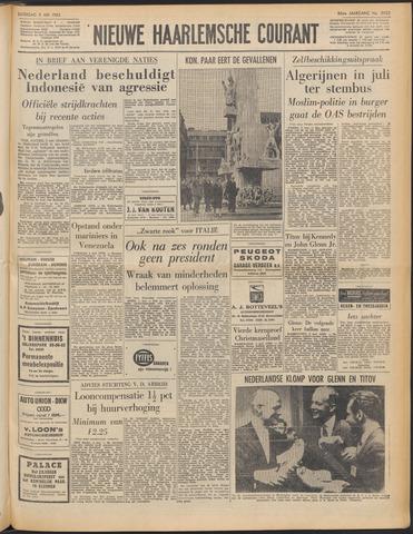 Nieuwe Haarlemsche Courant 1962-05-05