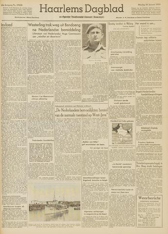 Haarlem's Dagblad 1950-01-24