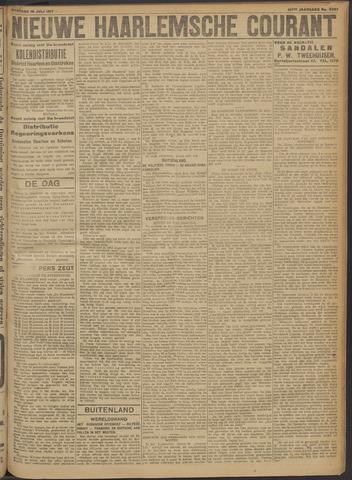 Nieuwe Haarlemsche Courant 1917-07-16