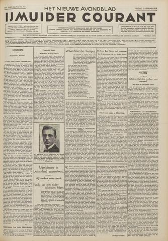 IJmuider Courant 1938-02-18