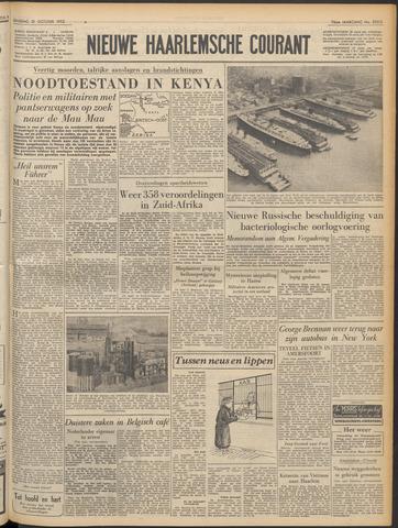 Nieuwe Haarlemsche Courant 1952-10-21
