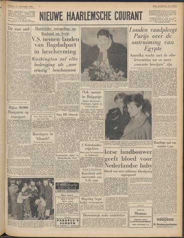 Nieuwe Haarlemsche Courant 1956-11-30