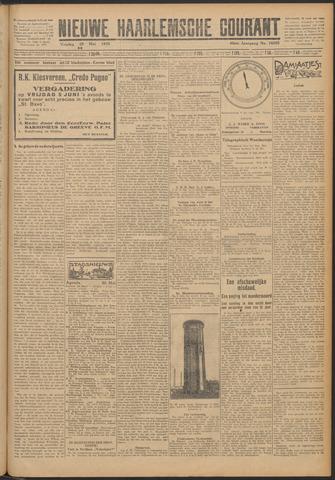 Nieuwe Haarlemsche Courant 1925-05-29