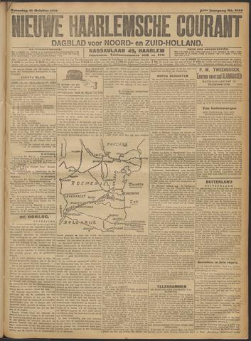 Nieuwe Haarlemsche Courant 1916-10-21