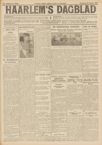 Haarlem's Dagblad 1926-08-18
