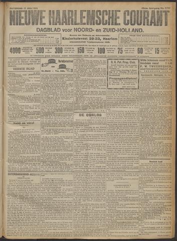 Nieuwe Haarlemsche Courant 1915-07-17