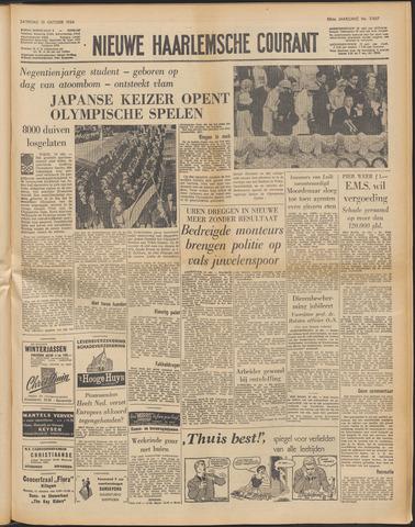 Nieuwe Haarlemsche Courant 1964-10-10