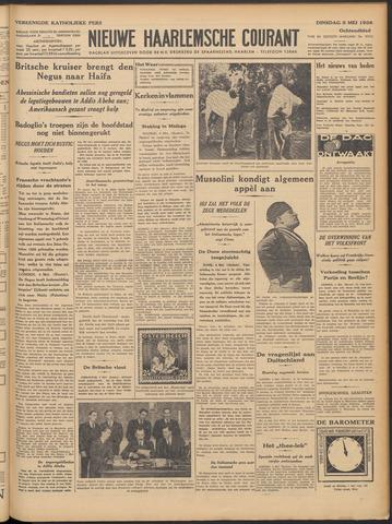 Nieuwe Haarlemsche Courant 1936-05-05