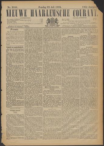Nieuwe Haarlemsche Courant 1894-07-22