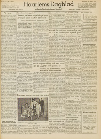 Haarlem's Dagblad 1950-03-15