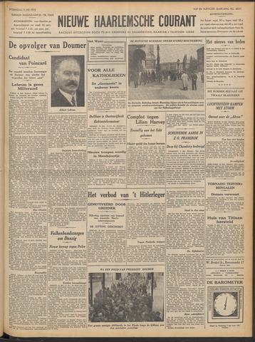 Nieuwe Haarlemsche Courant 1932-05-11