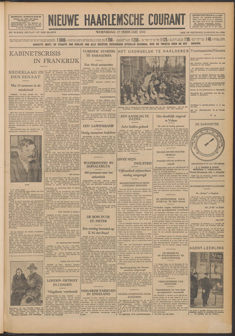 Nieuwe Haarlemsche Courant 1932-02-17