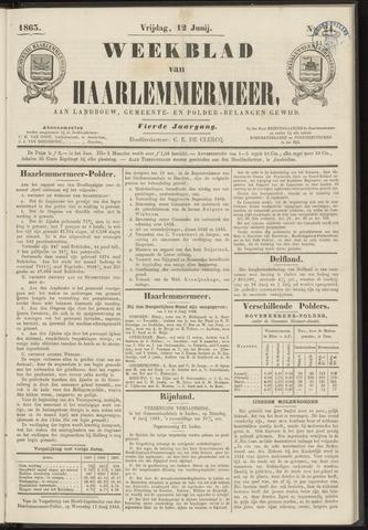 Weekblad van Haarlemmermeer 1863-06-12