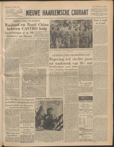 Nieuwe Haarlemsche Courant 1961-04-19