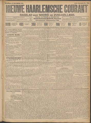 Nieuwe Haarlemsche Courant 1912-11-16