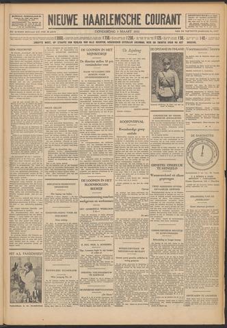 Nieuwe Haarlemsche Courant 1932-03-03