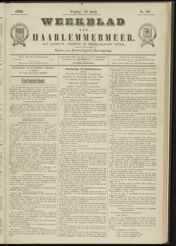 Weekblad van Haarlemmermeer 1883-06-15