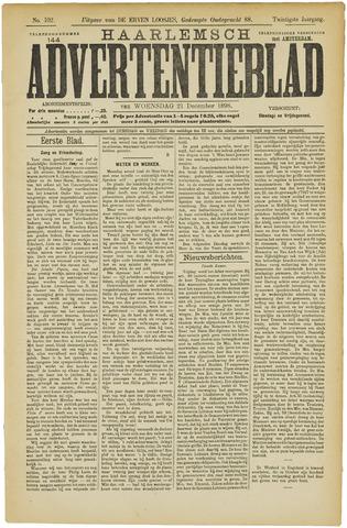 Haarlemsch Advertentieblad 1898-12-21