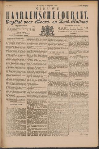 Nieuwe Haarlemsche Courant 1898-08-10