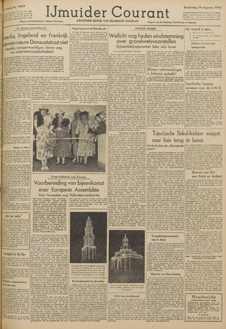 IJmuider Courant 1948-08-19