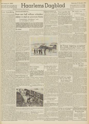 Haarlem's Dagblad 1947-12-11