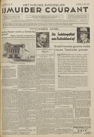 IJmuider Courant 1938-09-19
