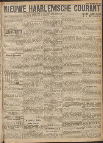 Nieuwe Haarlemsche Courant 1917-05-19