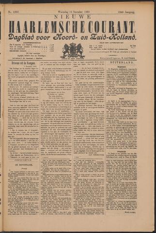 Nieuwe Haarlemsche Courant 1899-12-13