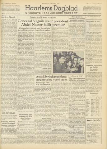 Haarlem's Dagblad 1954-03-01