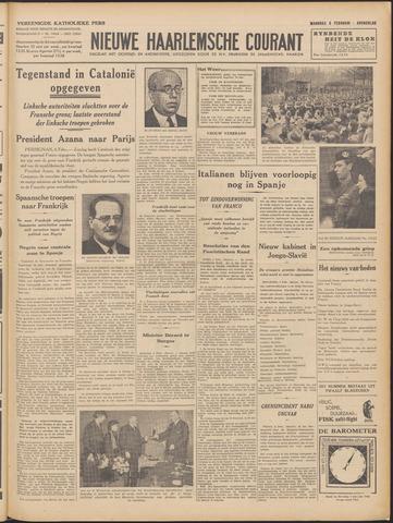 Nieuwe Haarlemsche Courant 1939-02-06
