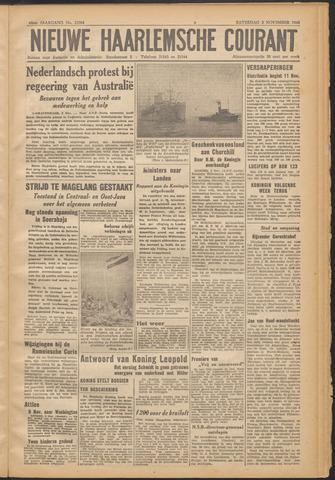Nieuwe Haarlemsche Courant 1945-11-03