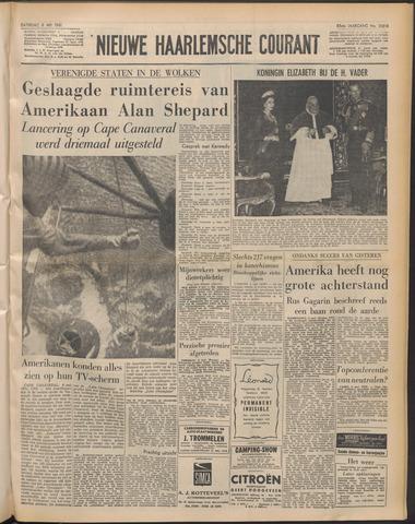 Nieuwe Haarlemsche Courant 1961-05-06