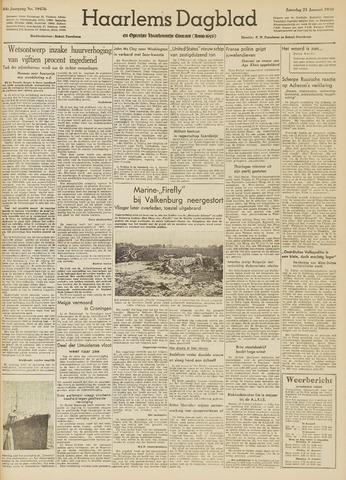 Haarlem's Dagblad 1950-01-21