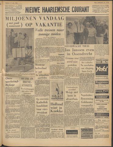 Nieuwe Haarlemsche Courant 1964-07-17
