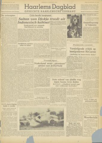 Haarlem's Dagblad 1953
