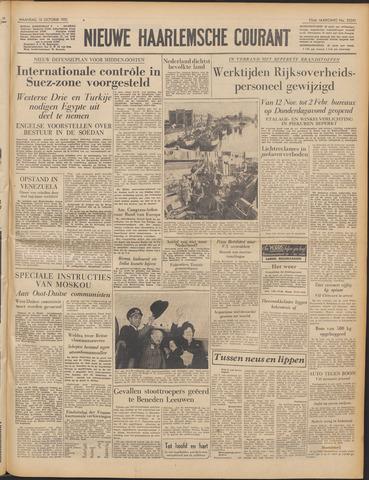 Nieuwe Haarlemsche Courant 1951-10-15