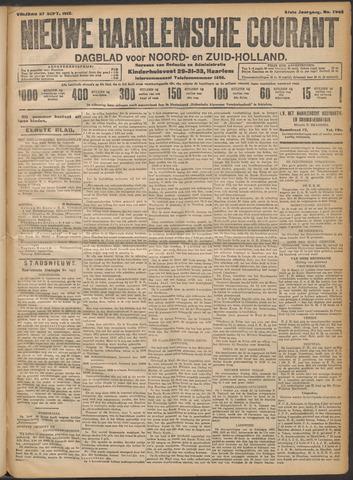 Nieuwe Haarlemsche Courant 1912-09-27