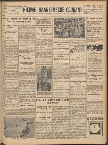 Nieuwe Haarlemsche Courant 1935-05-18