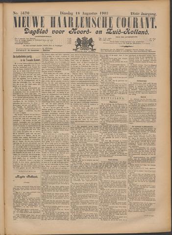 Nieuwe Haarlemsche Courant 1903-08-18