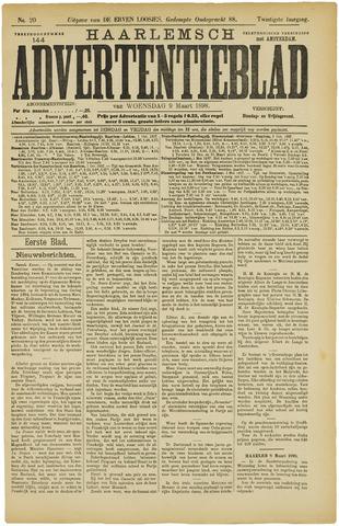 Haarlemsch Advertentieblad 1898-03-09