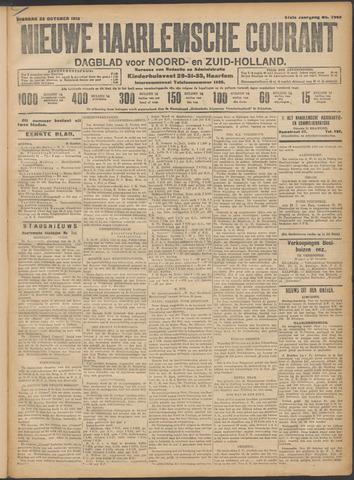 Nieuwe Haarlemsche Courant 1912-10-22