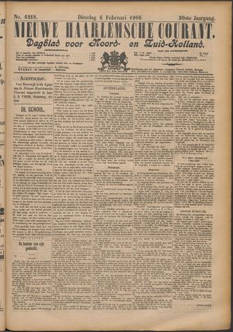 Nieuwe Haarlemsche Courant 1906-02-06
