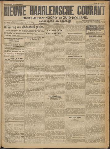 Nieuwe Haarlemsche Courant 1916-06-14