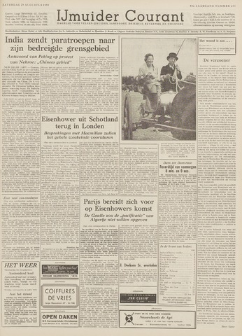 IJmuider Courant 1959-08-29