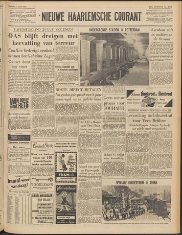 Nieuwe Haarlemsche Courant 1962-06-05